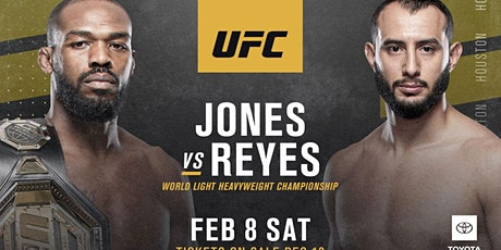 PPV UFC 247 French Quarter New Orleans Watch Party tickets
