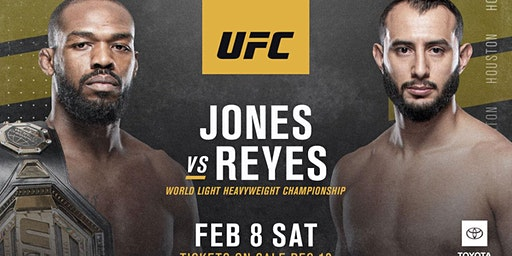 PPV UFC 247 French Quarter New Orleans Watch Party