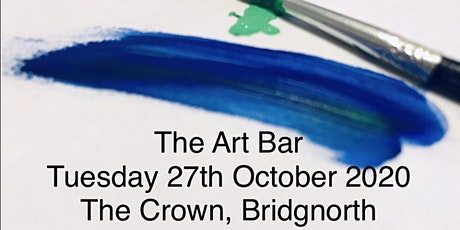 The Art Bar at The Crown tickets
