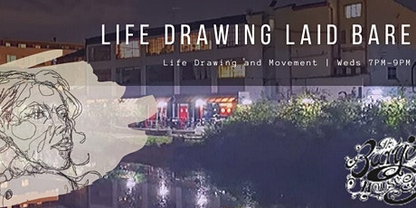 Life Drawing Laid Bare: Life Drawing and Movement tickets
