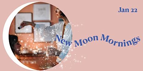 January  New Moon Morning tickets