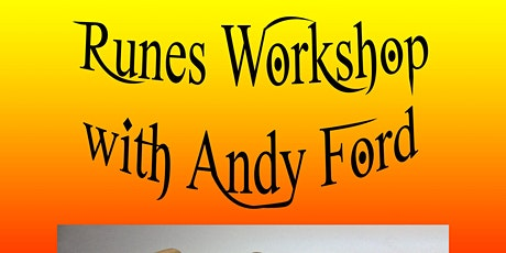 Runes Workshop with Andy Ford tickets
