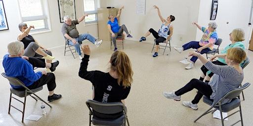 2020 Parkinson's Dance Class - TJUC