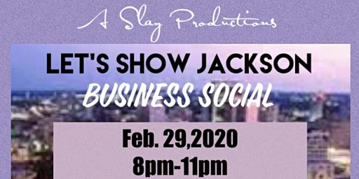 Let's Show Jackson Business Social
