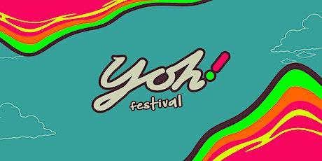 Yoh Festival ingressos