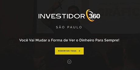 INVESTIDOR 360 tickets