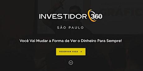 INVESTIDOR 360 ingressos