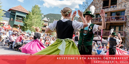 Keystone Oktoberfest - Saturday, September 5, 2020: 1PM-6PM