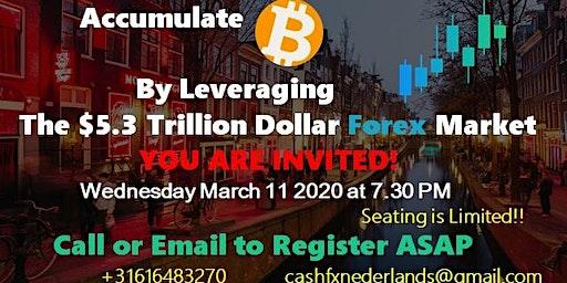 CashFX live event