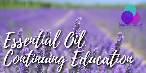Essential Oil Continuing Education