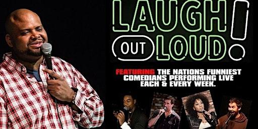 Laugh Out Loud Comedy @ Oak