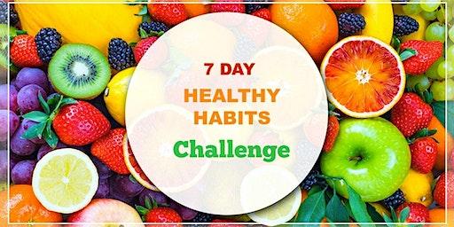 7-Day Healthy Habit Challenge