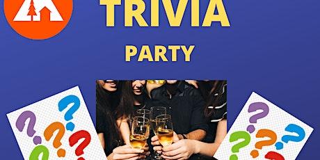 Trivia Party at HI Boston tickets