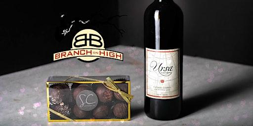 Wine & Chocolate Lovers Pairing