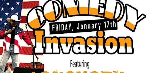Comedy Invasion