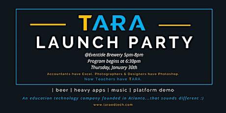 TARA Launch Event tickets