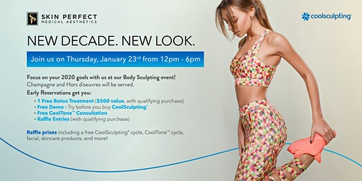 You're Invited to Our Body Sculpting Event ✨