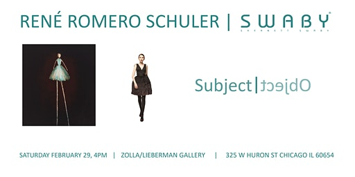 SUBJECT|OBJECT - FASHION SHOW - Renè Romero Schuler & Shernett Swaby