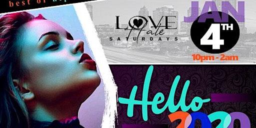 LOVE/HATE Saturdays at BELVEDERE Uptown Park [Houston, Texas]