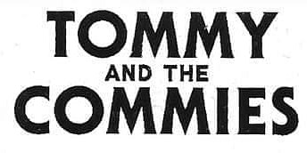 Tommy & The Commies w/ No Problem & Real Sickies