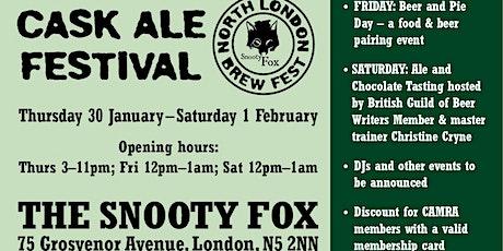 North London Brew Fest 2020 tickets
