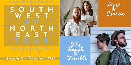 HPPR Living Room Concert: The Rough & Tumble / Piper & Carson tickets