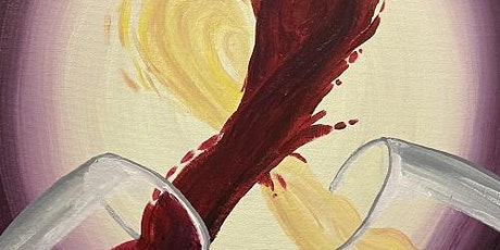 Long Beach Paint and Sip 'Love and Wine' at Marina Wine tickets