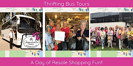 100+ Miles Thrift-A-Thon Boarding in Jupiter, WPBch, Delray,Boynton, Boca tickets