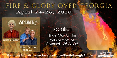 Fire and Glory Georgia Aglow Gathering tickets