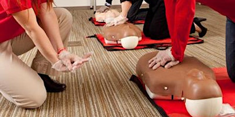 Adult CPR and Stop the Bleed Class presented by Memorial Healthcare tickets