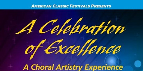 A Celebration of Excellence tickets