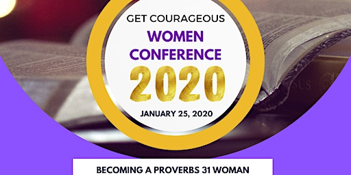 Get Courageous -Women Conference