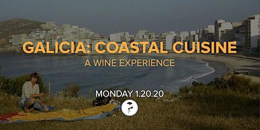 Galicia: Coastal Cuisine