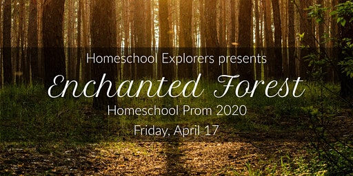 Homeschool Prom 2020