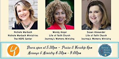 Life of Faith Church Women's Ministry presents Without Limits Conference