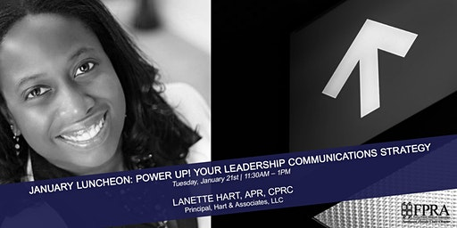 January Luncheon: Power UP!