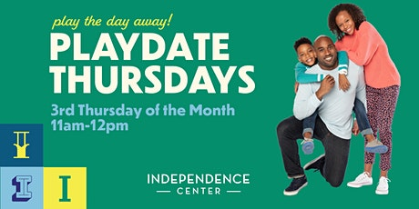 Playdate Thursdays tickets