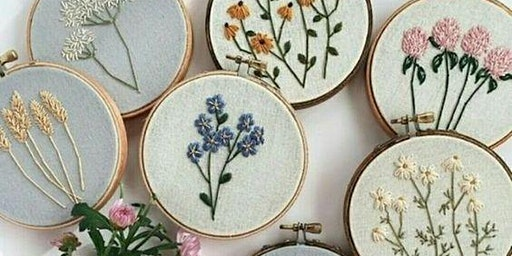 Hand Embroidery for Beginners at Poppy Things #2