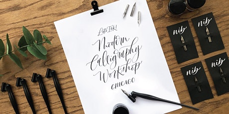 Let's Ink! Modern Calligraphy Workshop tickets
