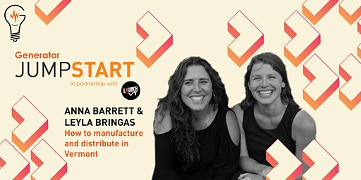 JumpStart: How to Manufacture and Distribute In Vermont