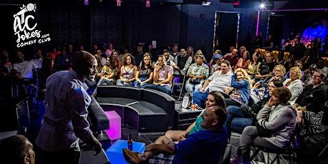 AC Jokes Comedy Club - Tropicana: Anthem Lounge tickets