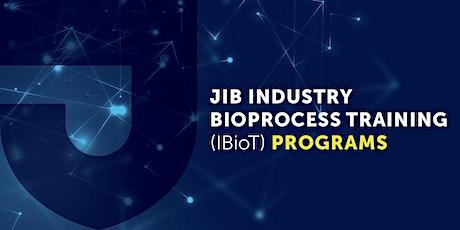 JIB Training-Design of Experiments for Biopharama Process Development tickets