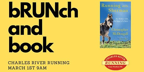 Brunch and Book tickets