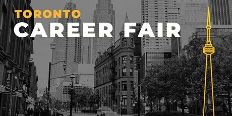 Toronto Career Fair and Training Expo tickets