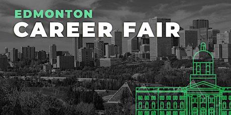 Edmonton Career Fair and Training Expo tickets