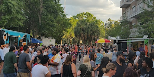 ORIGINAL GVILLE FOOD TRUCK RALLY benefiting UF Mobile Outreach Clinic