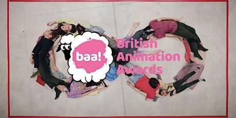 The British Animation Awards Screenings 2020 tickets
