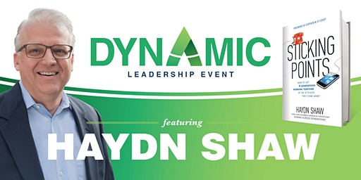 Dynamic Leadership Event - January 2020