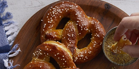 Soft Pretzels with Shauna Sever tickets