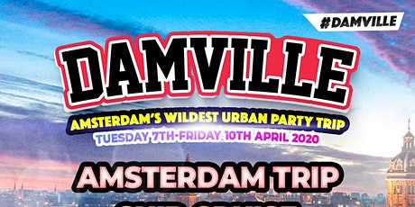 DAMVILLE tickets
